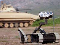 La próxima generación de robots terrestres trabajará en red de malla