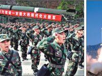 La Fuerza de Cohetes de China más versátil
