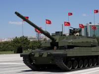 OTOKAR oferta al gobierno turco la producción en serie del carro de combate ALTAY