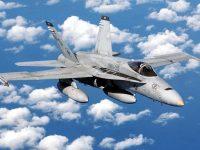Canadá volará los aviones Hornet F-18 durante 50 años