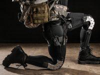 Exoesqueleto para fortalecer al soldado