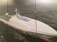 Un barco no tripulado de Rolls-Royce podría lanzar drones de ala rotatoria