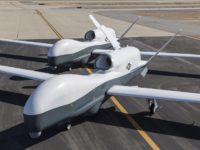 Las Fuerzas Armadas alemanas consideran tres aviones sin tripular