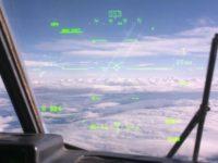 La holografía mejora los displays heads-up de los pilotos de avión