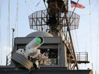 Un buque de guerra anfibio de la Marina de los EE. UU. recibirá un arma Laser