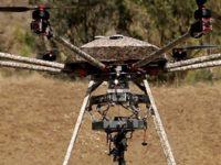 TIKAD: un UAV armado con una ametralladora