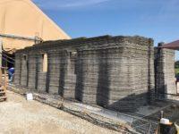 Los Marines han imprimido en 3D un cuartel de hormigón