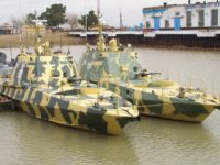 "Ucrania crea la Flota ""Mosquito"" para mantener alejada a Rusia en el Mar de Azov"
