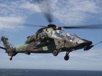 Airbus colaborará para mejorar las opciones de misiles del helicóptero Tigre