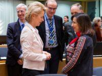 Robles destaca la apuesta decidida de la UE por una política de defensa común