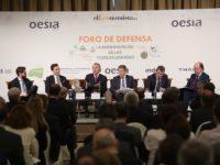 """""""Si la industria europea de defensa va por el camino de la cooperación, nos coge entrenados"""" – Luis Furnells (Oesia)"""