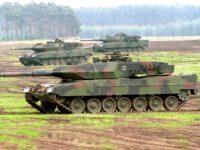 Alemania instalará el sistema de defensa contra misiles contracarro Trophy en los carros Leopard II