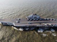 """China """"necesita al menos tres portaaviones"""", según un experto naval"""