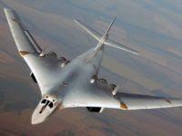 El primer bombardero estratégico modernizado del Tu-160M entrará en servicio en las Fuerzas Armadas rusas en 2021