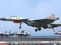 El Su-30 modificado, pesadilla de los portaaviones