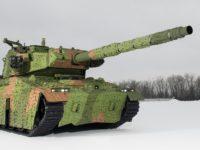 El Ejército de EE.UU. selecciona los tanques ligeros de dos compañías