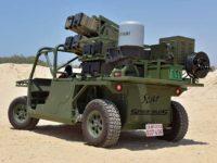 RAFAEL presenta un Spike NLOS aerotransportable para operaciones especiales