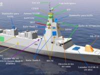 5.000 millones para sacar del letargo las fragatas F-110 y los satélites Spainsat NG