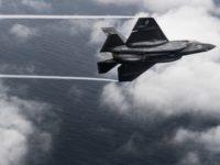 La Marina de los EE.UU. declara a los aviones de combate F-35C listos para la misión