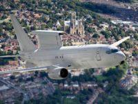 Gran Bretaña comprará aviones Wedgetail por casi 2.000 millones de dólares