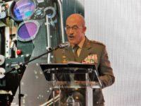 """General Fernando Alejandre (JEMAD): """"el componente tecnológico obliga a mantener la ventaja sobre los adversarios y la paridad con los aliados"""""""