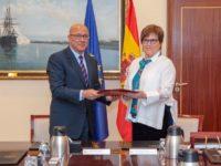 Defensa recibirá financiación del ministerio de Ciencia para proyectos de I+D+i