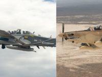 Los aviones de ataque ligero son la solución a la menguante flota de la Fuerza Aérea de EE.UU.
