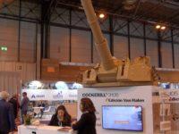 Cockerill se asocia con Abengoa, ItaInnova y SDLE para reforzar su oferta de torretas armadas sobre vehículos de combate