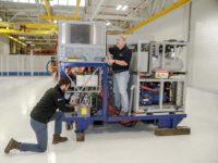 Rolls-Royce presenta un sistema híbrido de energía para armas láser