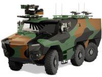 Bélgica adquiere a Francia 442 blindados 6×6 Griffon y Jaguar