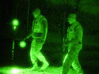 Las tropas del futuro podrían prescindir de las gafas de visión nocturna en favor de inyecciones oculares para ver en la oscuridad