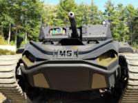 Textron Ripsaw M5