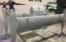 Dron APT-70 titlbody