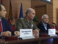 El General Murga pone de manifiesto en secuDrone la preocupación por la amenaza de los drones