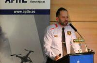 """Miquel Tripiana (Mossos) en secuDrone: """"Las policías necesitamos trabajar con frecuencias propias"""""""