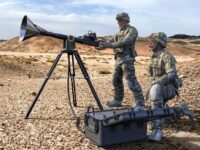 El TIGER emplea microondas de alta potencia para interceptar los drones en vuelo