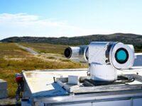 Lockheed Martin demuestra su nuevo sistema de arma láser