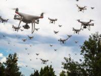 El Pentágono quiere enjambres controlados por IA para operaciones de búsqueda y rescate