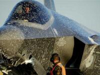"""El F-35 pierde su """"sigilo"""""""